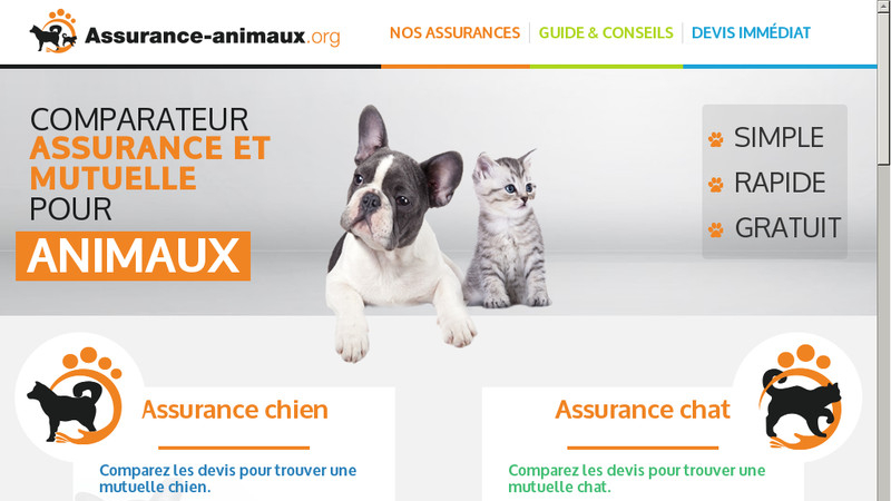 Assurance-animaux.org
