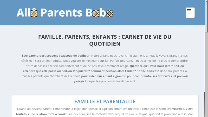 Allo parents bobo