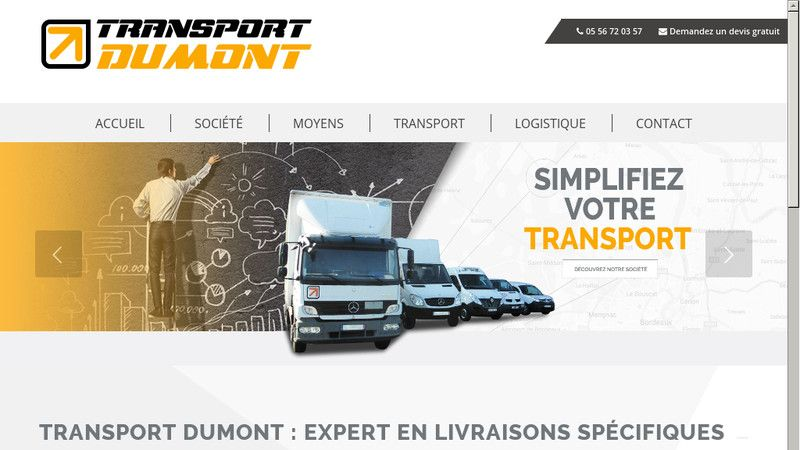 Transport Dumont