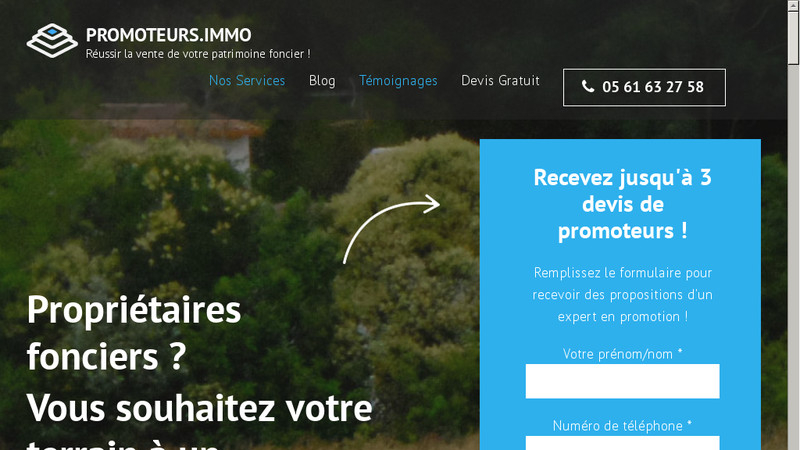 Promoteurs Immo