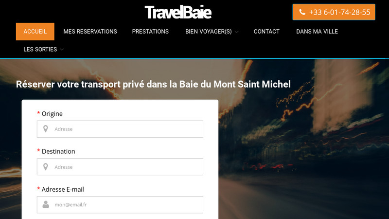Travel Baie