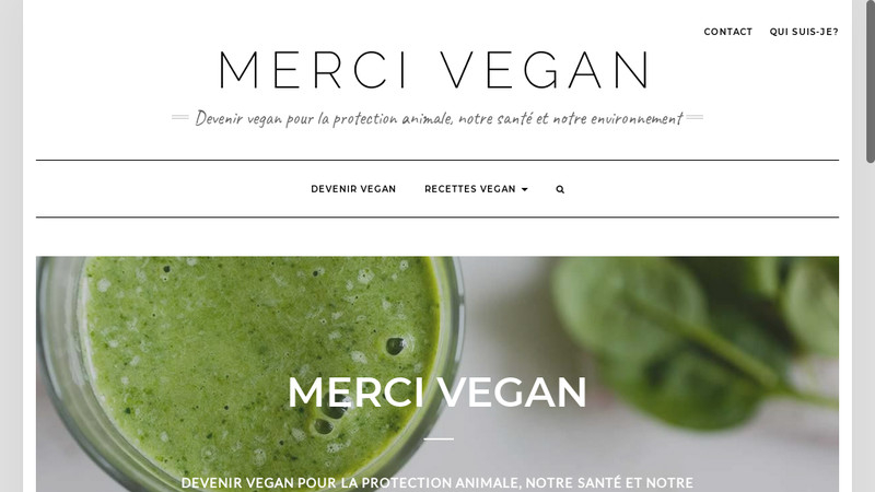 Merci Vegan