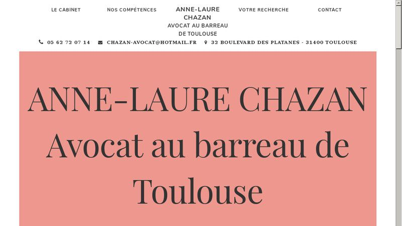 Anne-Laure Chazan
