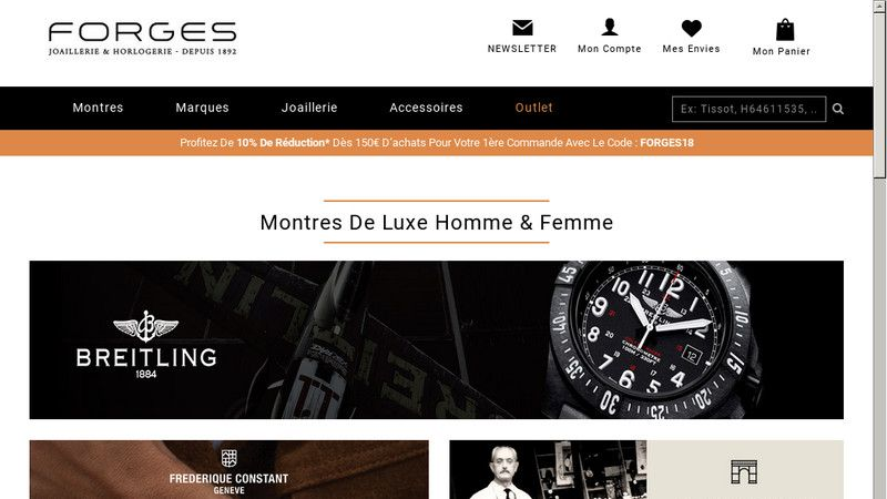 Forges Joaillerie & Horlogerie