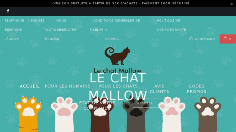 Le Chat Mallow