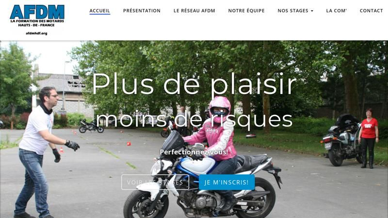 Association pour la Formation des Motards Hauts-de-France