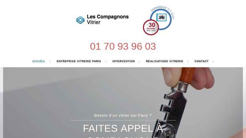 Compagnons Vitrier