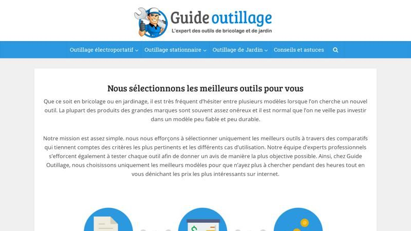 Guide Outillage