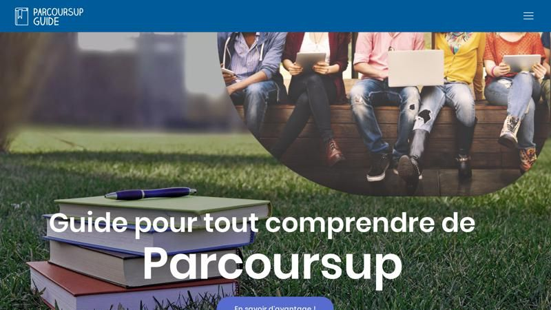 Parcoursup Guide