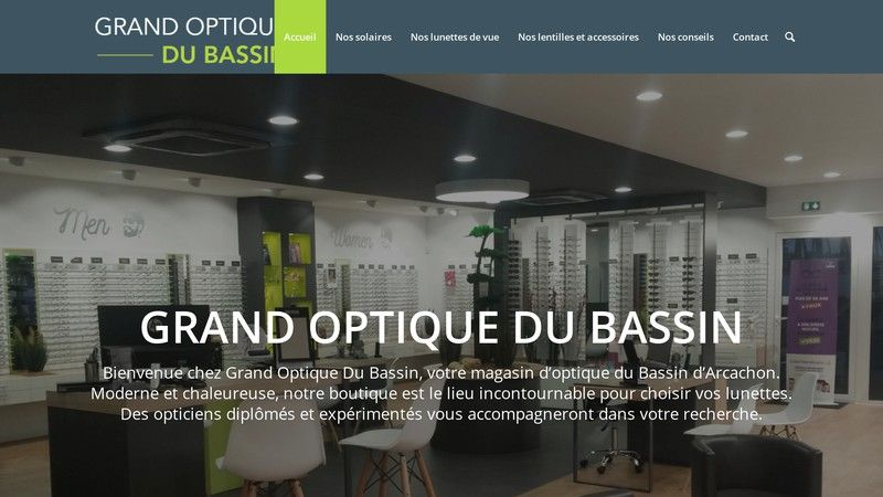 Grand Optique du Bassin