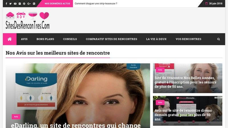 Sites Des Rencontres