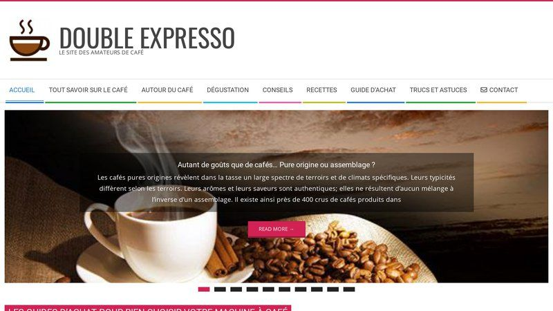 Double expresso
