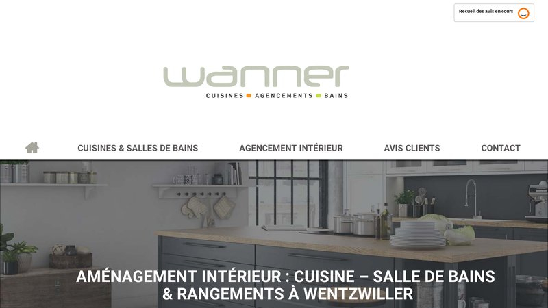 Agencement Wanner