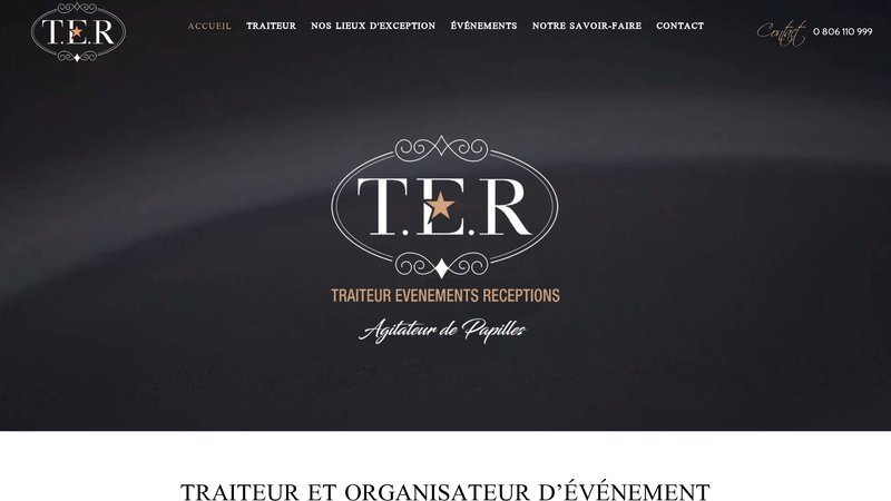 Traiteur Evenements Reception