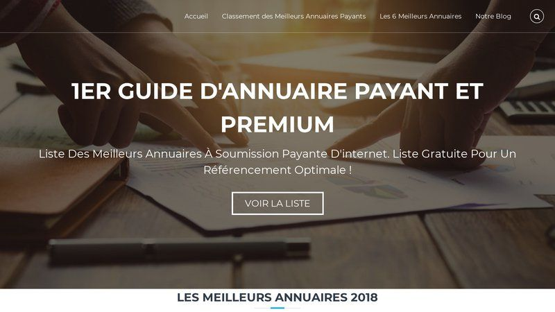 Annuaire Payant