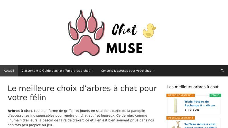 Chat muse