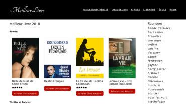 Meilleur Livre Selection De Livre Et Romans En Francais