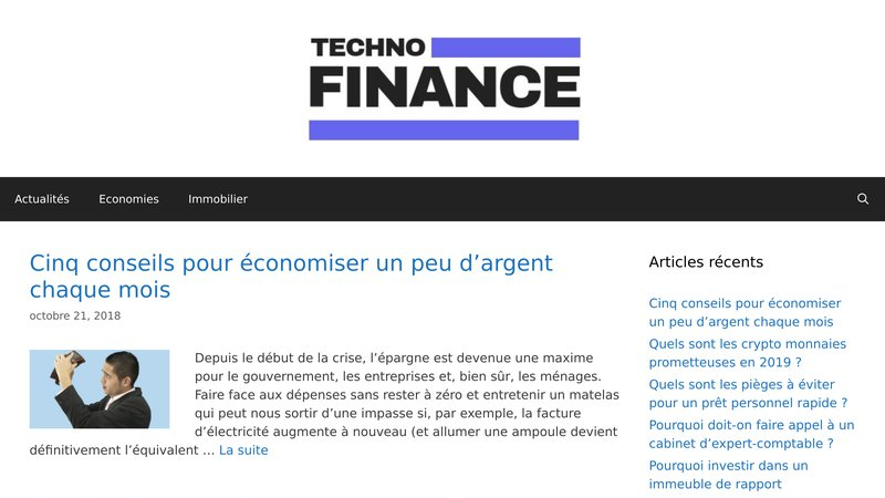 Techno Finance