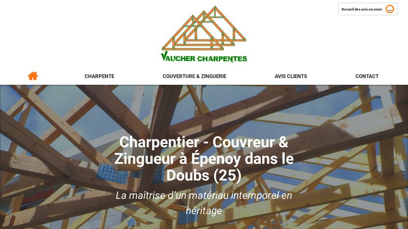 Vaucher Charpentes