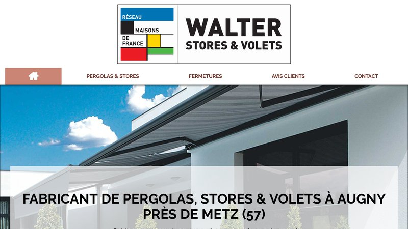Walter Stores Augny