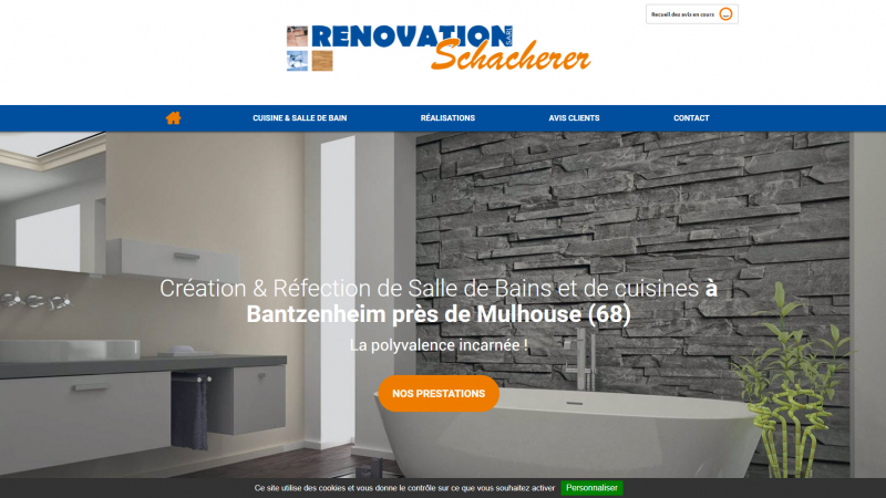 Rénovation Schacherer