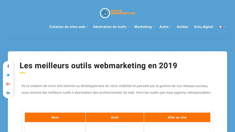 Outils-Webmarketing