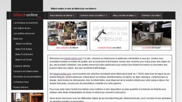 Billard Online