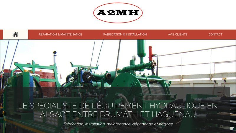 A2MH (Alsace Maintenance Hydraulique)