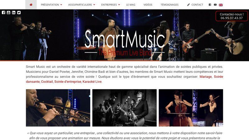 Orchestre Smart Music