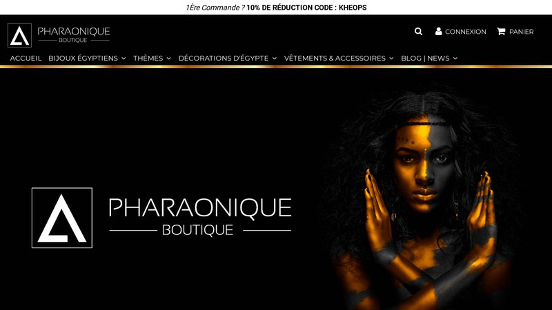 Boutique Pharaonique