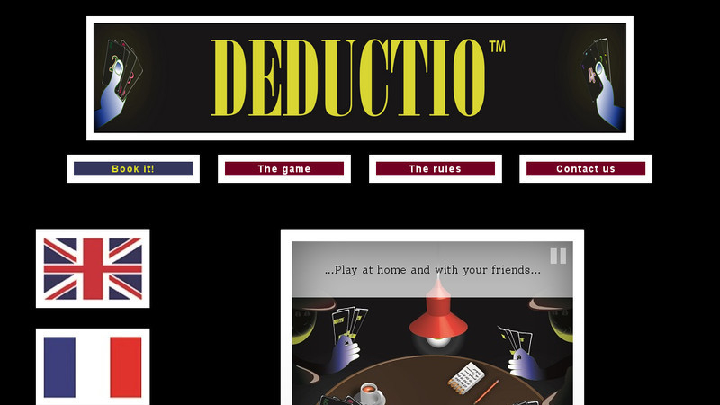 Deductio game