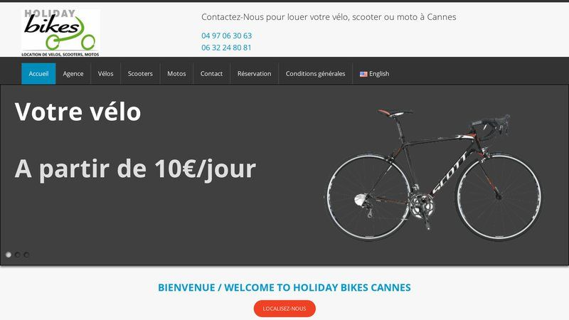 Booking Bikes Cannes