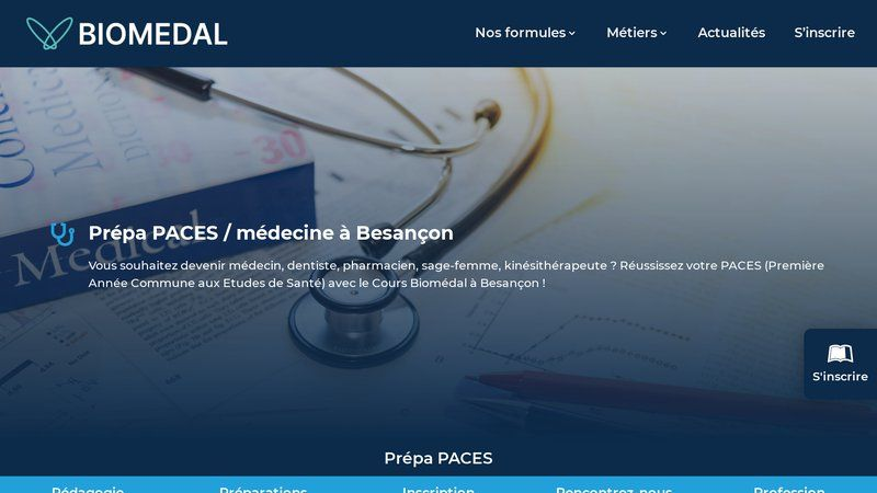 BIOMEDAL PACES