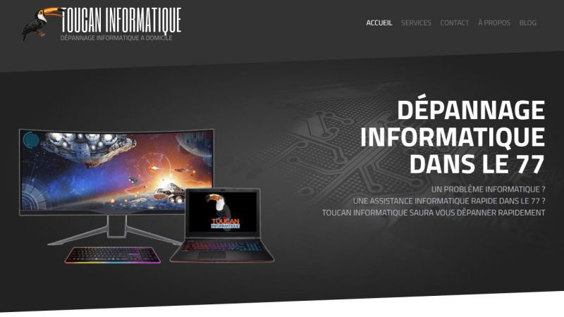 Toucan informatique