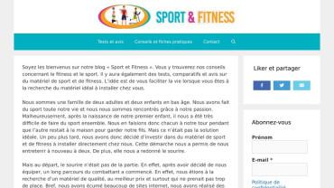 Fitness avis sur le site site de rencontres racistes