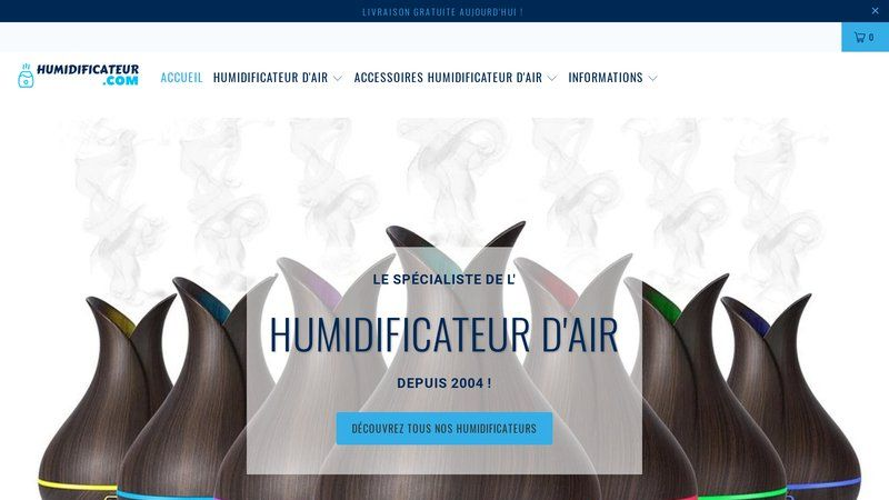 Humidificateur.com