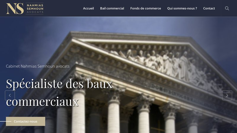NS Avocats Paris