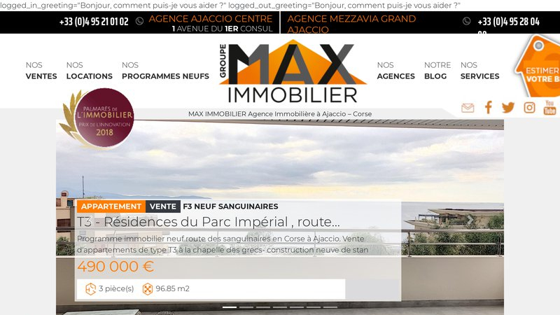 Maxi'Immobilier
