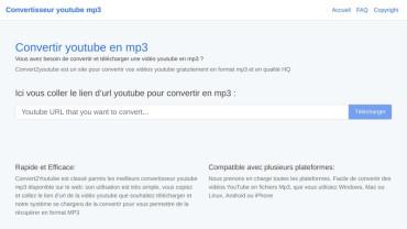 CC CONVERTER YT - Youzik pour télécharger des mp3 à partir des vidéo Youtube  ...