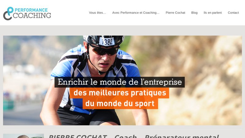 Performance et Coaching