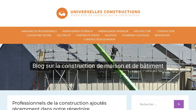 Universelles Constructions