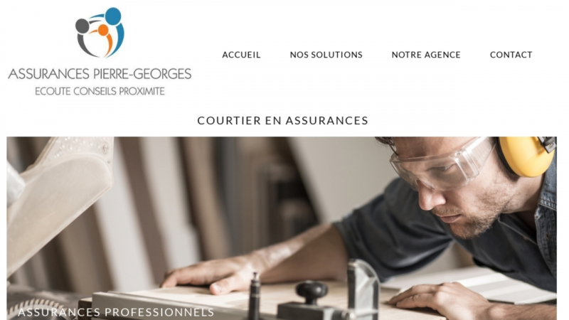 ASSURANCES PIERRE-GEORGES