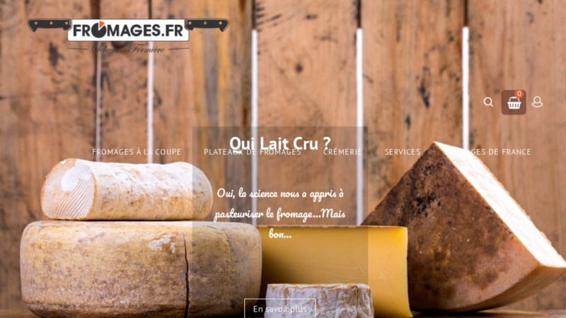 Fromage.fr