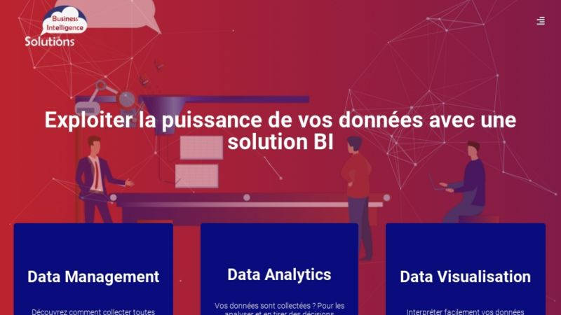 Solution Business Intelligence