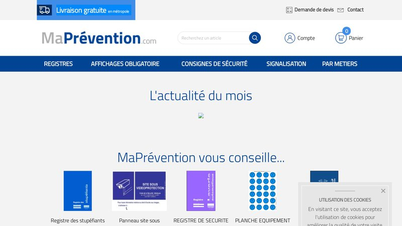 MaPrevention.com