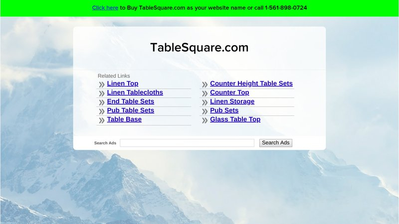TableSquare