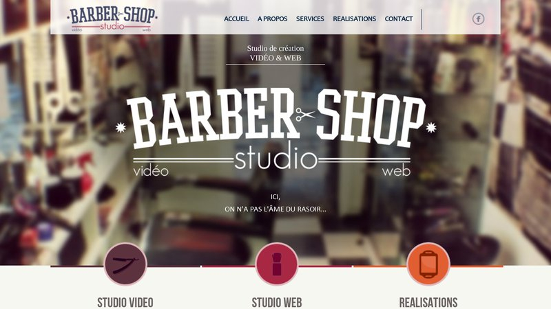 BarberShop Studio