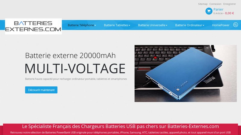 Batteries-externes
