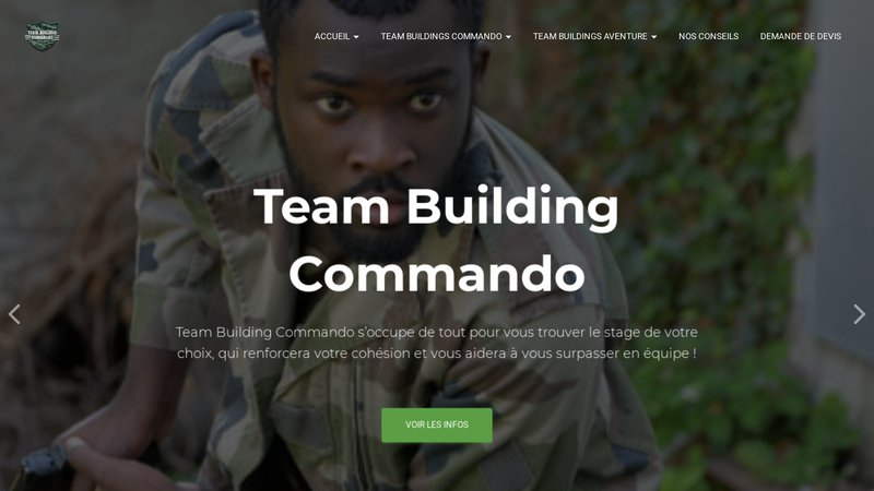 Team Building Commando