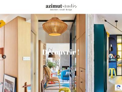 studio azimut cabinet d 39 architecte pour votre int rieur. Black Bedroom Furniture Sets. Home Design Ideas